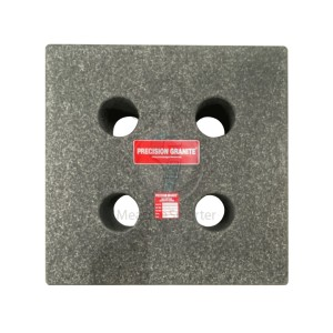 "12X12X3A6MS Precision Granite (Inspection) Grade A 6-Face Master Square 12"" L x 12"" H x 3"" W"