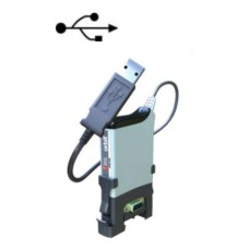 911427-3 Solartron USB Interface Module (Powers up to 4 probes with USB power, communicates with up to 150)