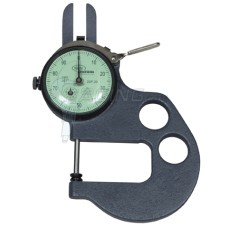 "Marameter 22P-20 Mahr-Federal Dial Thickness Gage 0-1"" range"
