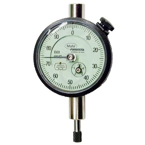 Federal Indicators Gages : I rc mahr federal dial indicator quot range