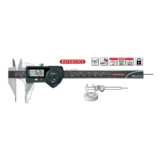 MarCal 16 EWR-SM 4103076 Mahr Electronic Caliper with Pointed Extended Tips 150mm/6""