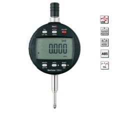 "4337130 Mahr MarCator 1086 R Digital Indicator, 0-1/2"" / 0-12.5mm Range - Wired"