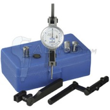 "52-562-100-0 Fowler Vertical X-Test 0.0005"" Dial Indicator - 1-1/2"" and Accessory Combo Kit"