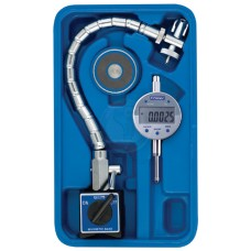 54-585-100-0 Fowler Chrome Flex Indi-X Blue Electronic Indicator Set