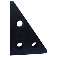 """9X12X3A3TS Precision Granite (Inspection) Grade A Tri-Square 9"""" L x 12"""" H x 3"""" W"""
