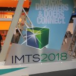 Gaging.com Visits IMTS 2018!