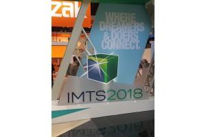 Gaging.com Visits IMTS 2018!