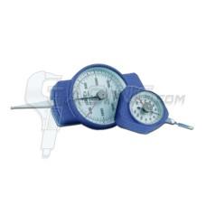 31-001-1 SPI Correx Tension/Compression Gauge (Dynamometer) .3 - 3 Gram Range with Flat Feeler Tip