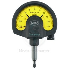"4335905 Millimess Mahr Dial Comparator +/- .001"" Range, .00002"" Graduation, 1002 Z, IP 54 Protected"