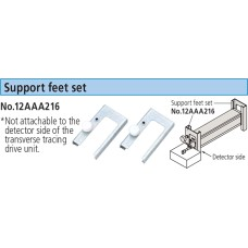 12AAA216 Mitutoyo Support Feet Set for SJ Series