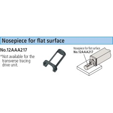 12AAA217 Mitutoyo Nosepiece for Flat Surfaces for SJ Series