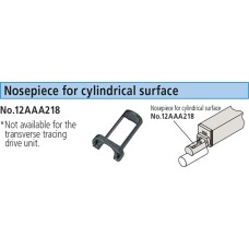 12AAA218 Mitutoyo Nosepiece for Cylindrical Surfaces for SJ Series