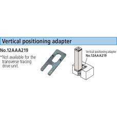 12AAA219 Mitutoyo Vertical Positioning Adapter for SJ Series