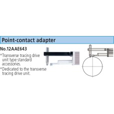 12AAE643 Mitutoyo Point Contact Adapter for SJ Series