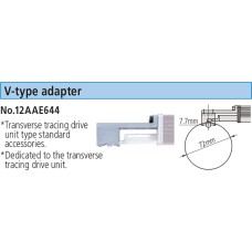 12AAE644 Mitutoyo V Type Adapter for SJ Series