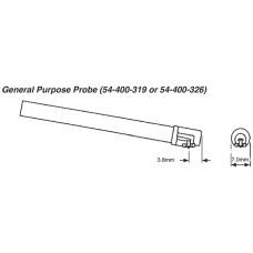"""54-400-319-0 Fowler General Purpose Probe for X-Pro .0004"""""""