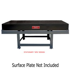 """30x48-MAX6SS Precision Granite Stationary Stand for 30"""" x 48"""" x 6"""" Surface Plate"""