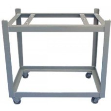 """12x18-MAX4CSL Precision Granite Castered Stand with Locks for 12 x 18 x 4"""" Surface Plate"""