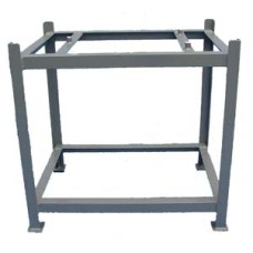 """12x18-MAX4SS Precision Granite Stationary Stand for 12 x 18"""" x 4"""" Surface Plate"""