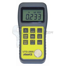 UTG-2800 Phase II+ Ultrasonic Thickness Gauge