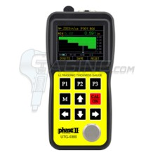 UTG-4000 Phase II+ Ultrasonic Thickness Gauge