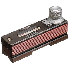 "168-150-111-020 WYLER 68 Adjustable Micrometer Spirit Level 6"" (150mm), 0.00025"" per 12"", 5 arc second, 0.02mm/m sensitivity"
