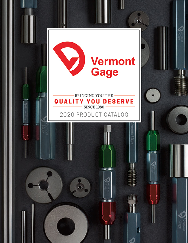 Cylindrical Pin Gage Vermont Gage 911189700 Black Oxide Treated 52100 Tool Steel Blackquard Plus